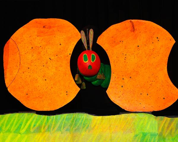 The Very Hungry Caterpillar by Mermaid Theatre of Nova Scotia at Flushing Town Hall