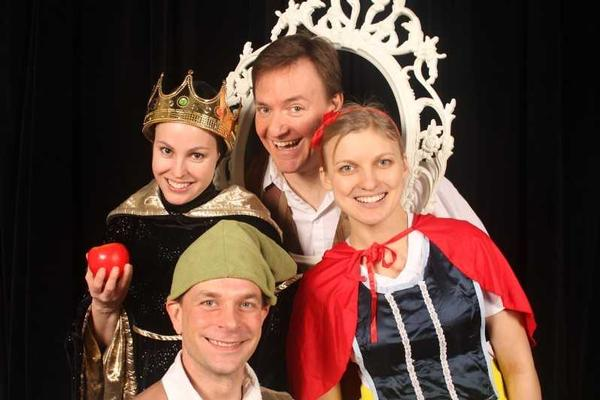 KidFEST: Interactive 'Snow White & the Seven Dwarves' presented by theDufflebagTheatre at Guild Hall