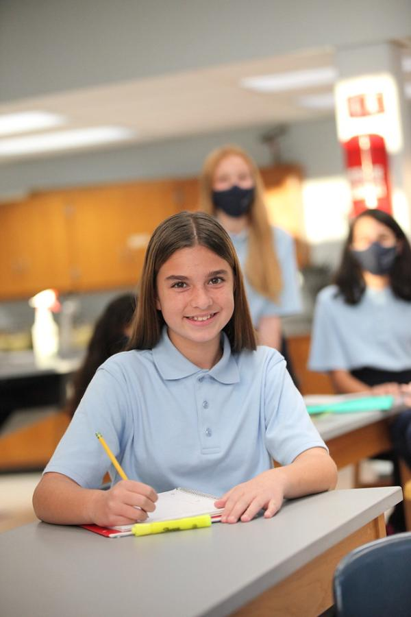 Register for Inaugural AHA Middle School Open House at Academy of the Holy Angels
