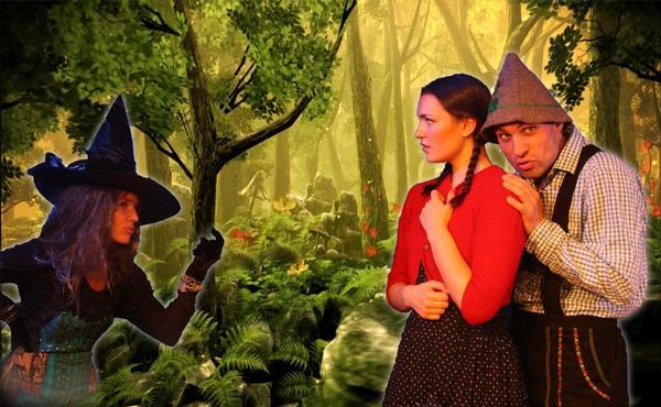 Galli Theater's 'Hansel & Gretel' at Galli Theater New York