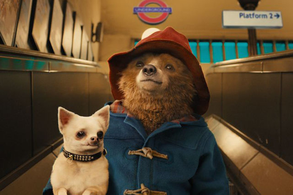 Movies Under the Stars: 'Paddington 2' at Metropolitan Recreation Center