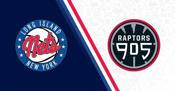 Long Island Nets vs. Raptors 905 at NYCB LIVE