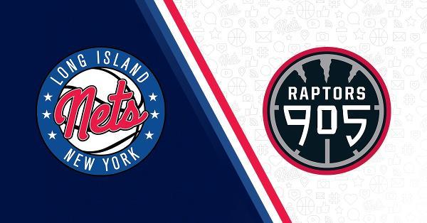 Long Island Nets vs. Raptors 905 at NYCB LIVE