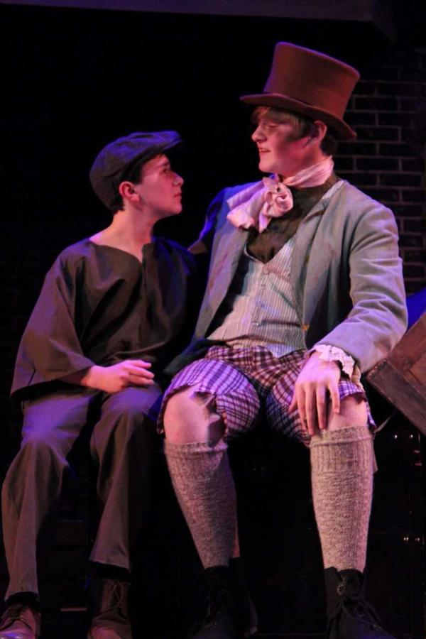'Oliver' at Smithtown Center for the Performing Arts
