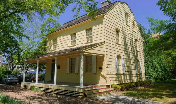 Open House New York (OHNY) at Queens Historical Society- Kingsland Homestead