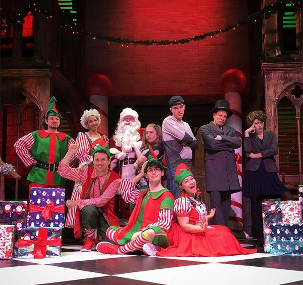Harry Connick Jr's THE HAPPY ELF at The Argyle Theatre