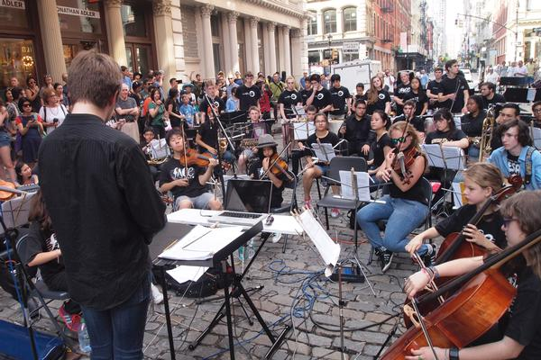 Make Music New York at Various venues citywide