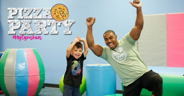 My Gym Pizza & Play Party at My Gym Nanuet