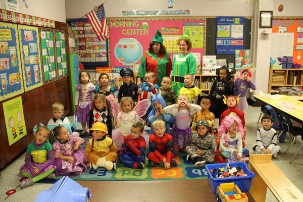 Early Childhood Open House at Saint Elizabeth Ann Seton Regional School