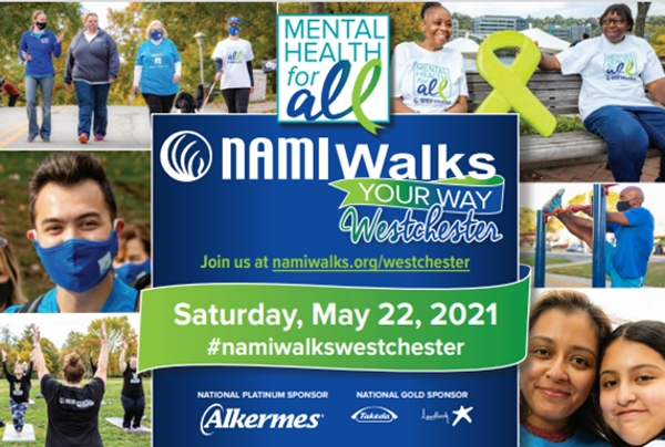NAMIWalks Westchester at NAMIWalks
