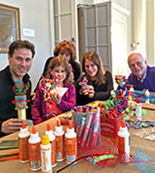 Neiman Marcus Family Sundays at the Museum at Nassau County Museum of Art