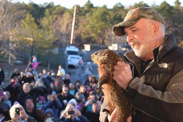 Annual Groundhog Day Celebration at Holtsville Ecology Site