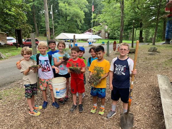 Open House for Summer Camp at Camp Bullowa