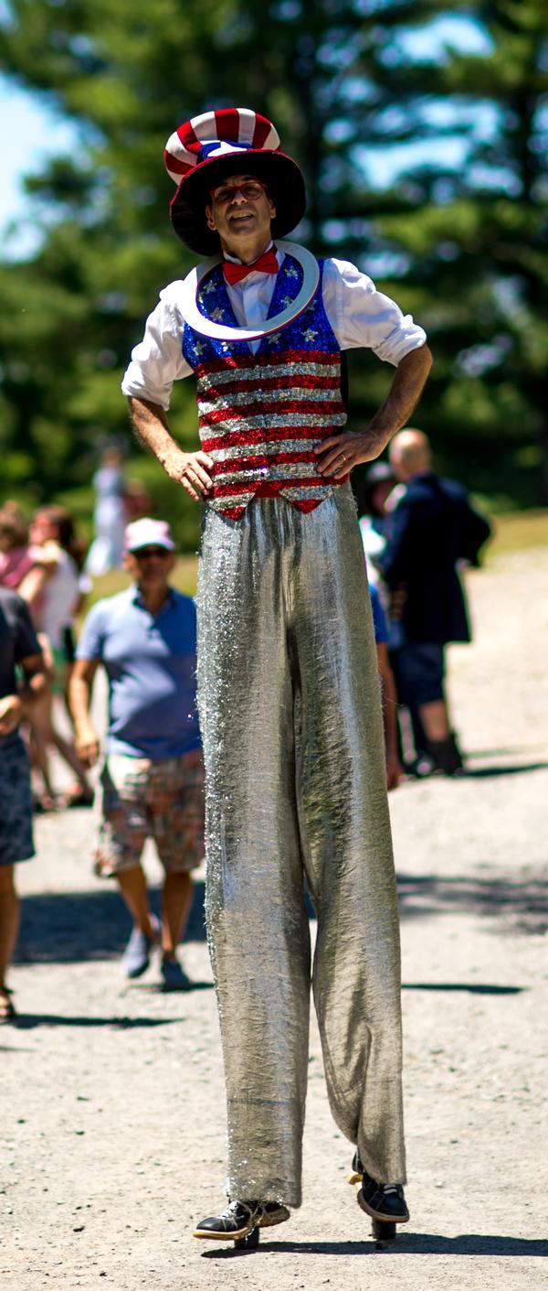 Independence Day Fair at John Jay Homestead