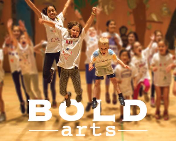 BOLD Arts Dance Camp at Marlene Meyerson JCC Manhattan