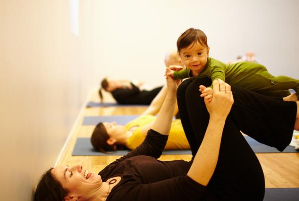 Tiny Tots Yoga Workshop at Bend + Bloom Yoga