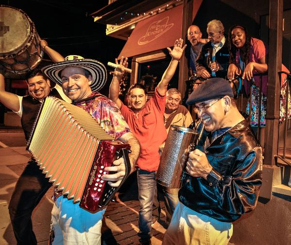 Viva Vallenato! Folk Music Of Colombia at New City Library