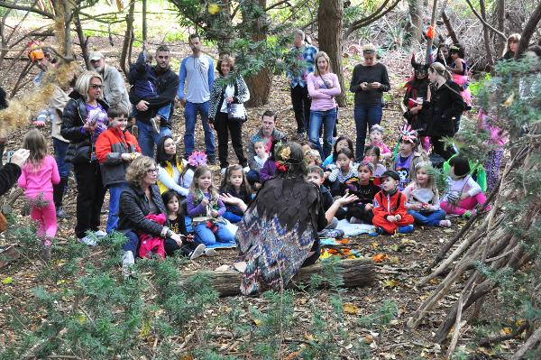 Enchanted Forest: A Super Family Sunday at Nassau County Museum of Art