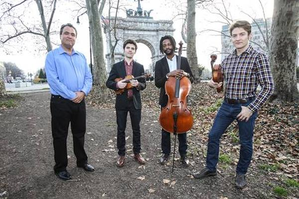 Turtle Island Quartet - The Art of the Groove at Staller Center - Stony Brook University