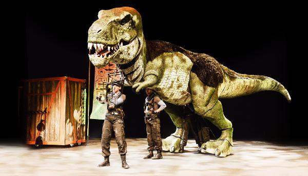 DINOSAUR WORLD LIVE at Bergen Performing Arts Center
