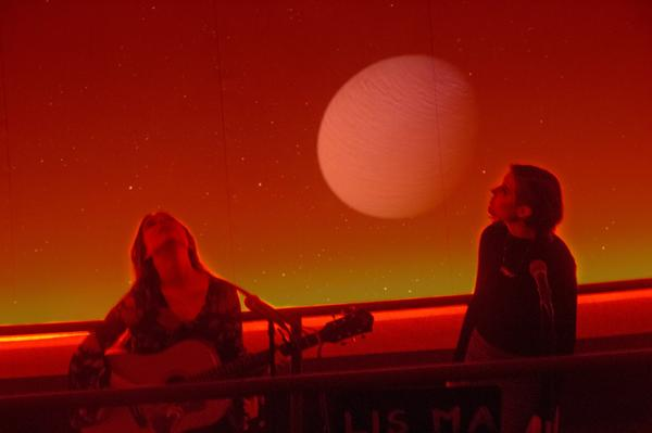Music & Astronomy Night at Cradle of Aviation Museum