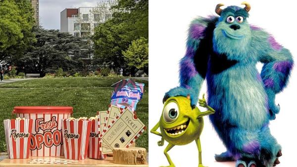 Movie Night: Monsters, Inc. at Queens Botanical Garden