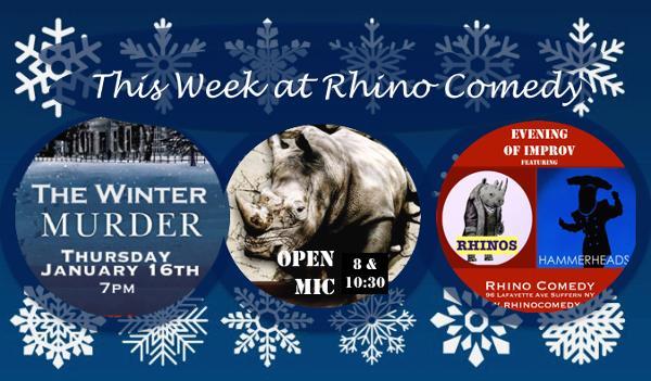 Improv Show at Rhino Comedy at Rhino Comedy