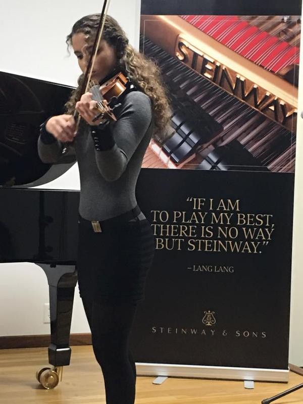 Music School Open House at Grace Music School at Steinway & Sons