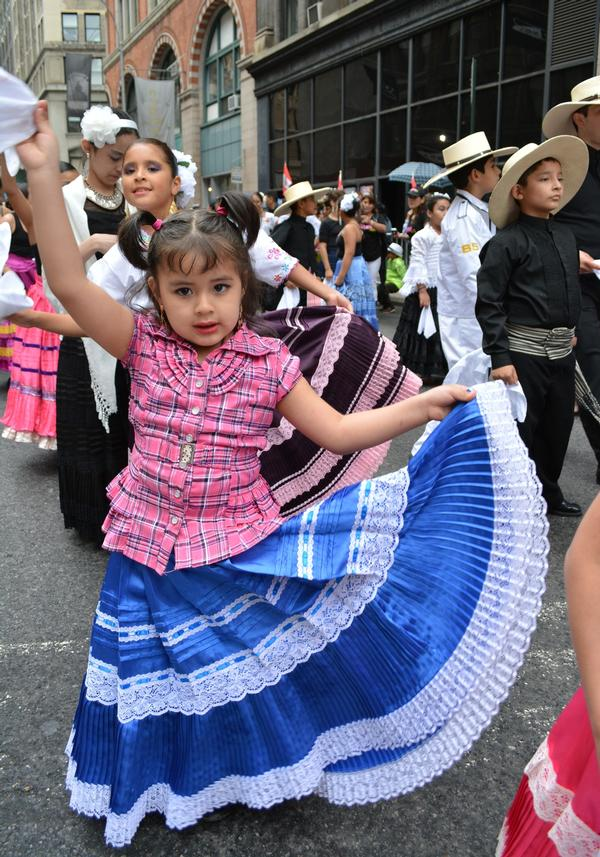 10th Annual Dance Parade and Festival at Broadway, University Place, East 8th Street, St. Marks Place, and Tompkins Square Park