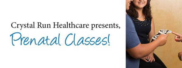 Prenatal Class | West Nyack at Crystal Run Healthcare