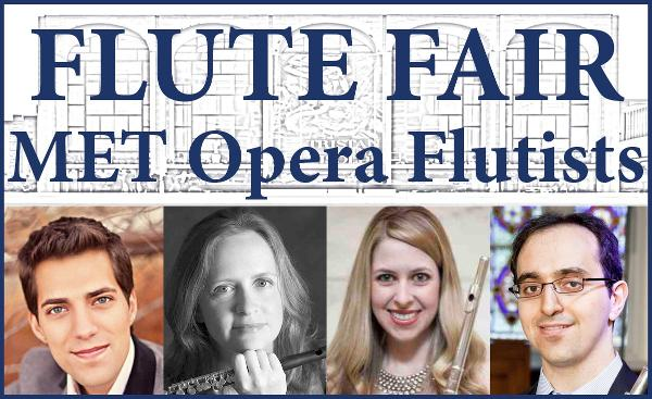 New York Flute Fair at W83 Ministry Center