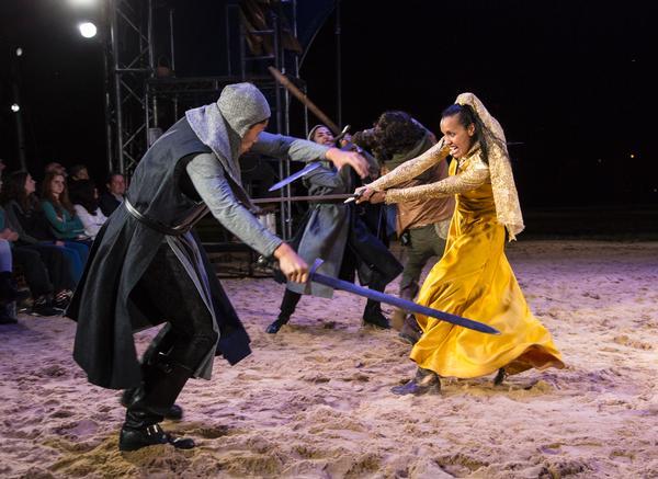 'The Heart of Robin Hood' at Hudson Valley Shakespeare Festival