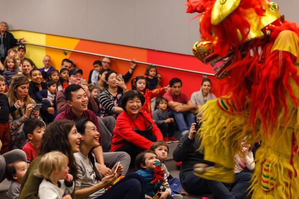 Celebrate Lunar New Year at Brooklyn Children's Museum