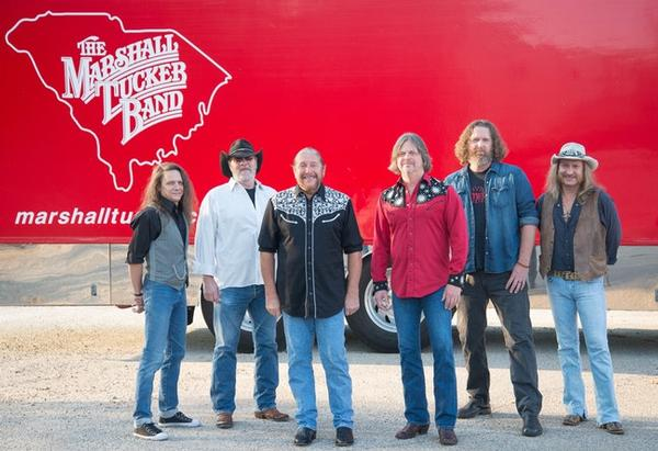 The Marshall Tucker Band at Wall Street Theater