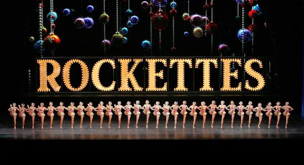'Radio City Christmas Spectacular' featuring The Rockettes at Radio City Music Hall