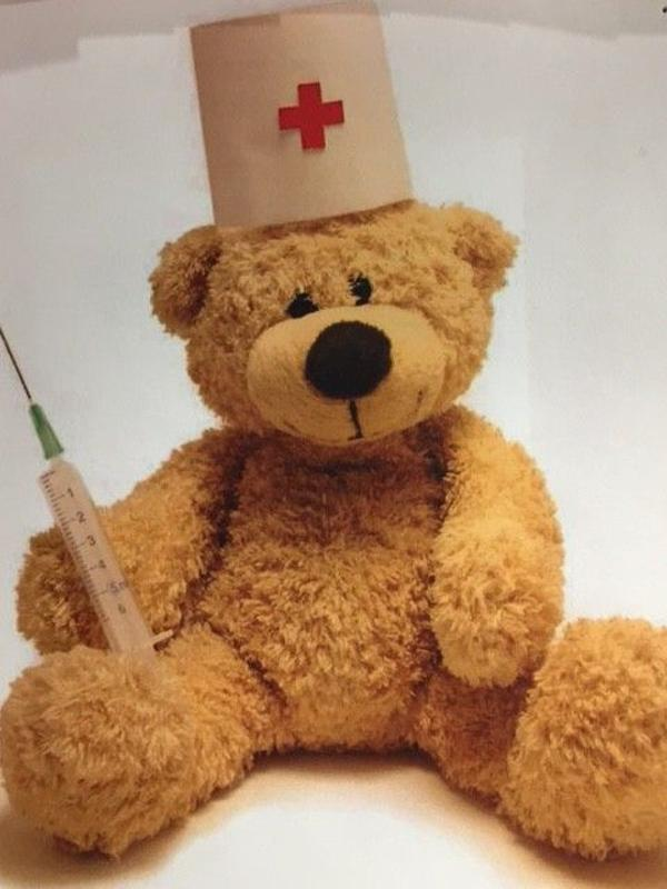 Shots for Tots at Patchogue-Medford Library