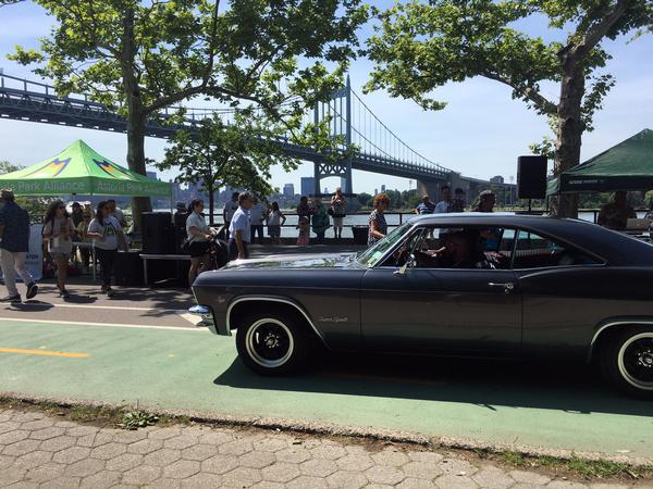 Father's Day Classic Car Show at Astoria Park