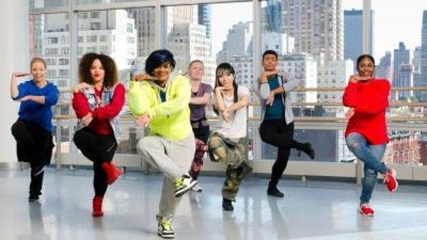 Teen Hip Hop Workshop with TweetBoogie at The Ailey Extension
