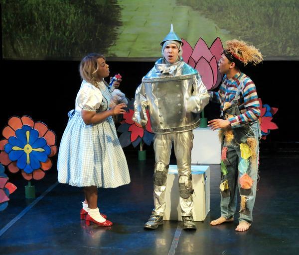 'The Wizard of Oz' at Harlem Rep, Tato Laviera Theatre