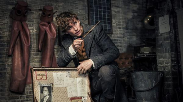 Friday Night Flix: Fantastic Beasts: Crimes of Grindelwald at Ossining Public Library