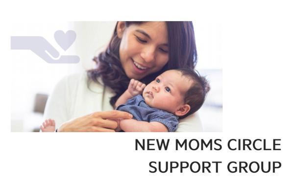 New Moms Circle at The Prenatal Center at Montefiore Nyack Hospital