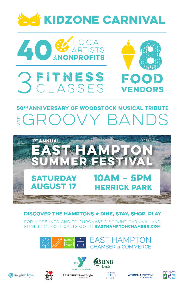 East Hampton Summer Festival at Herrick Park