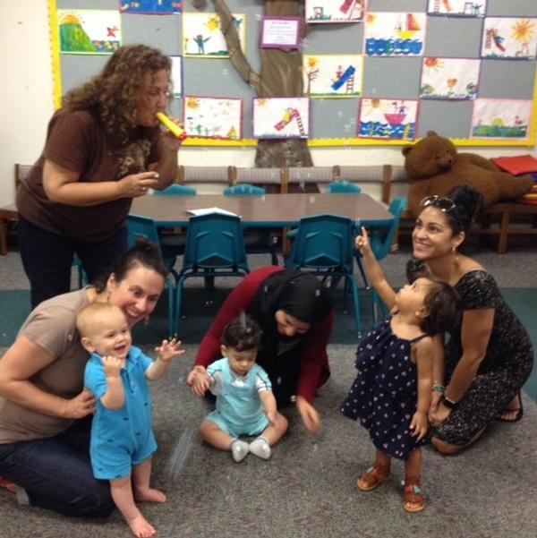 Musical Tots at The Field Library