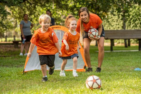 Free Clinic - Soccer class for 3s & 4s at Eisenhower Park (Field #4)