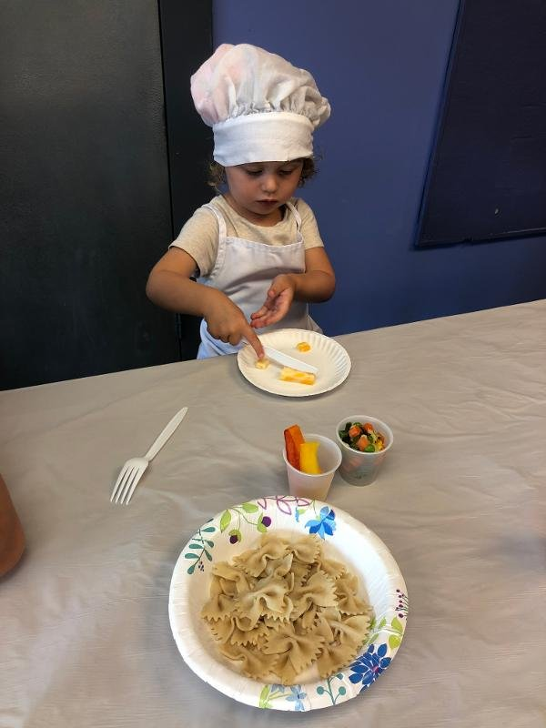 Healthy Kids in the Kitchen at Long Island Children's Museum