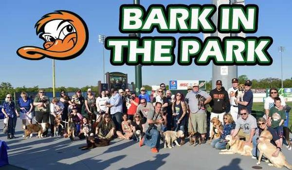 Bark in the Park Night and Ducks vs. Barnstormers at Bethpage Ballpark