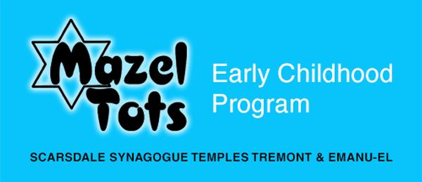 Tot Shabbat with Mazel Tots at Scarsdale Synagogue at Scarsdale Synagogue Temples Tremont & Emanu-El