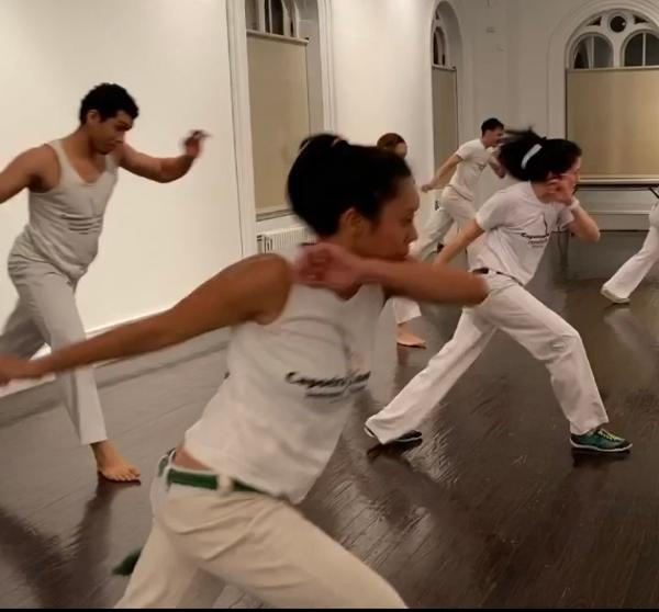 Capoeira Classes at Flushing Town Hall