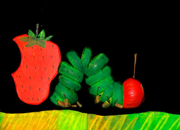 The Very Hungry Caterpillar & Other Eric Carle Favorites	at The Performing Arts Center, Purchase College