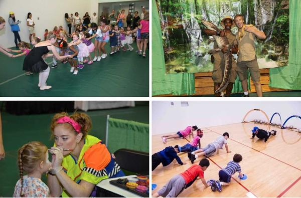 Long Island Parents Day at Long Island University, Pratt Recreation Center